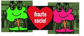 Logo Hazte Socio